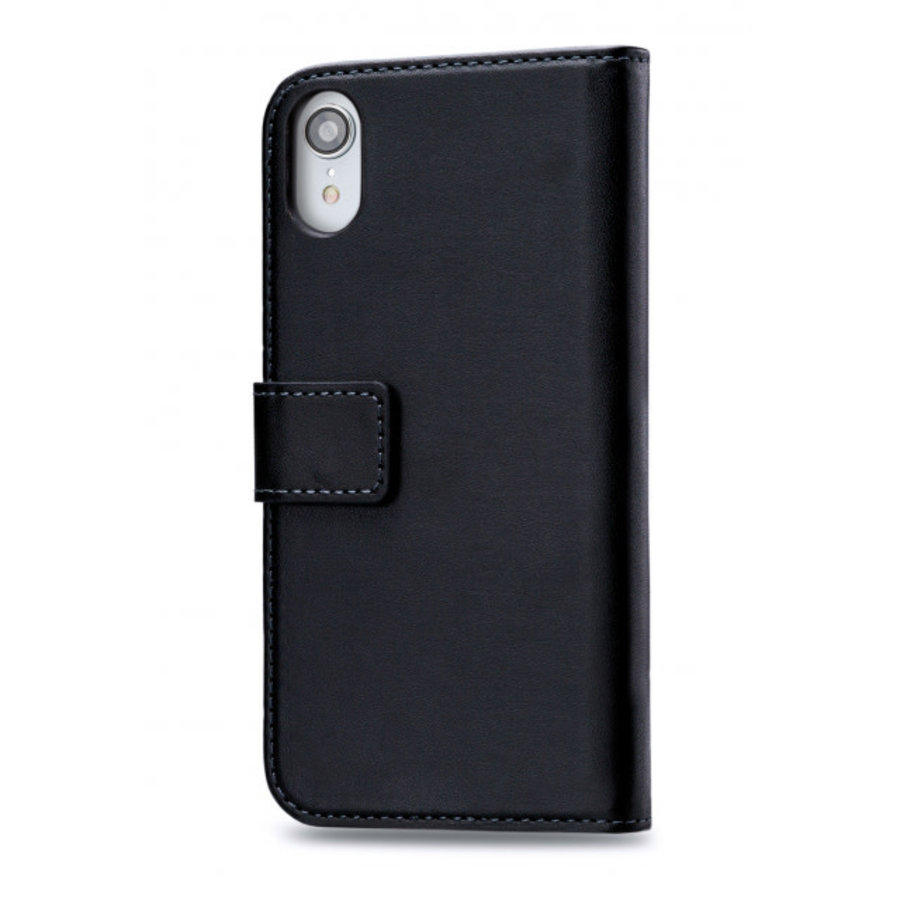 Mobilize Classic Gelly Wallet Book Case Apple iPhone XR Black-2