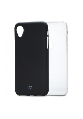 iPhone XR Mobilize Rubber Gelly Case Matt Black