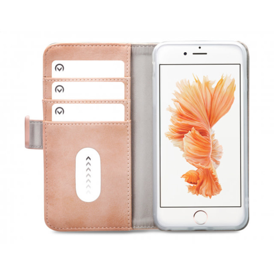 Mobilize Elite Gelly Wallet Book Case Apple iPhone 6/6S/7/8 Plus Soft Pink-3