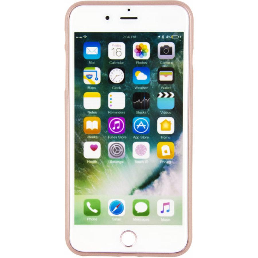 Mobilize Metallic Gelly Case Apple iPhone 7 Plus/8 Plus Rose Gold-2
