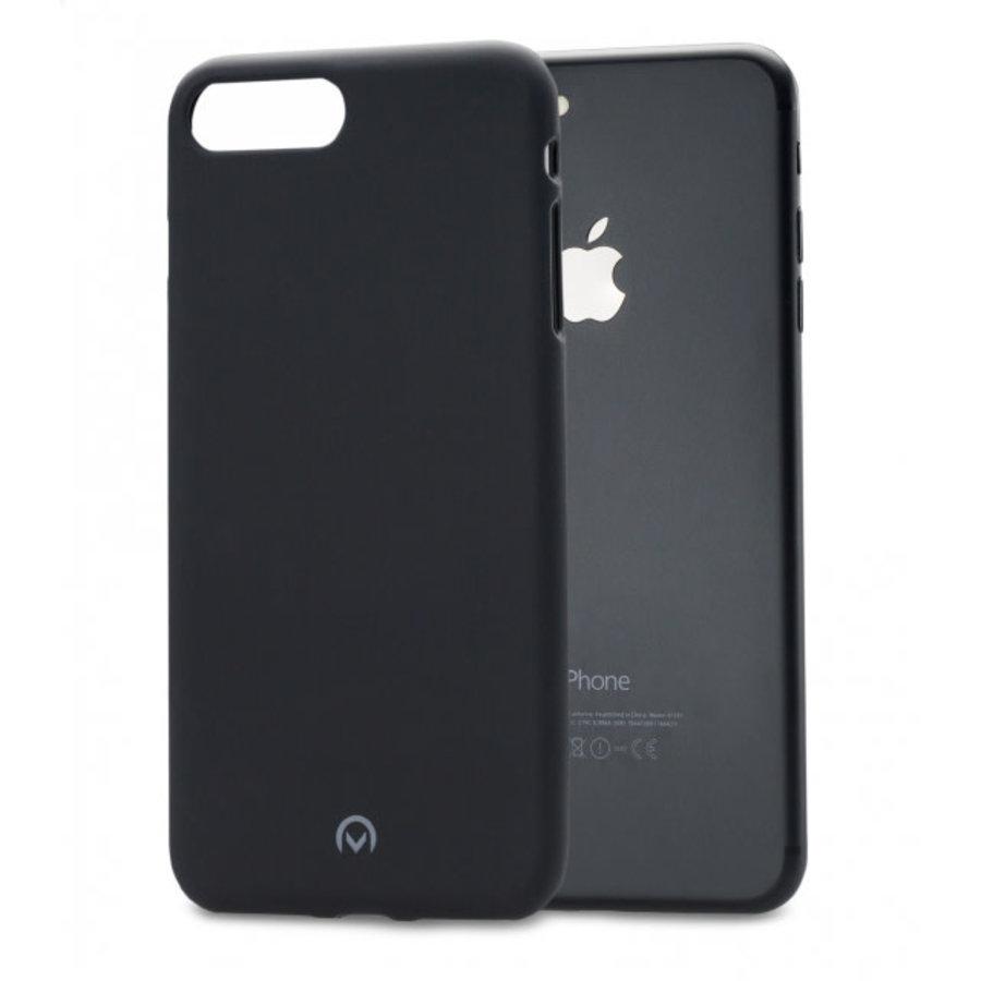 Mobilize Rubber Gelly Case Apple iPhone 7 Plus/8 Plus Matt Black-1