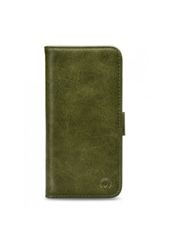 iPhone 7/8 Mobilize Elite Gelly Wallet Book Case Green