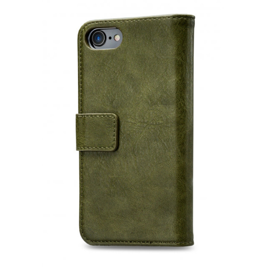 Mobilize Elite Gelly Wallet Book Case Apple iPhone 7/8 Green-2