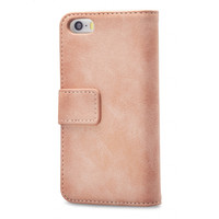 thumb-Mobilize Elite Gelly Wallet Book Case Apple iPhone 5/5S/SE Soft Pink-2