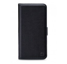 Mobilize Classic Gelly Wallet Book Case Apple iPhone 5/5S/SE Black