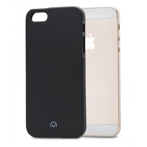 iPhone 5/5S/SE Mobilize Rubber Gelly Case Matt Black