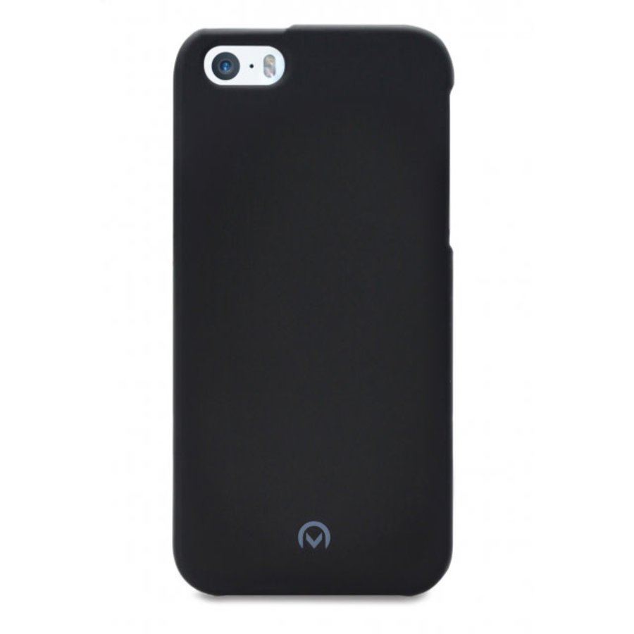 Mobilize Rubber Gelly Case Apple iPhone 5/5S/SE Matt Black-2