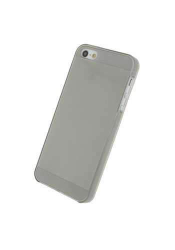 iPhone 5/5S/SE  Mobilize Gelly Case Smokey Grey