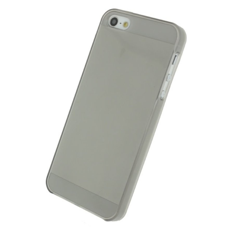 Mobilize Gelly Case Apple iPhone 5/5S/SE Smokey Grey-1