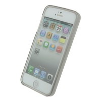 thumb-Mobilize Gelly Case Apple iPhone 5/5S/SE Smokey Grey-2
