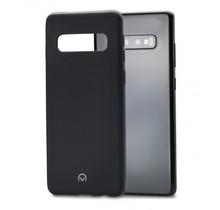 Mobilize Rubber Gelly Case Samsung Galaxy S10 Matt Black