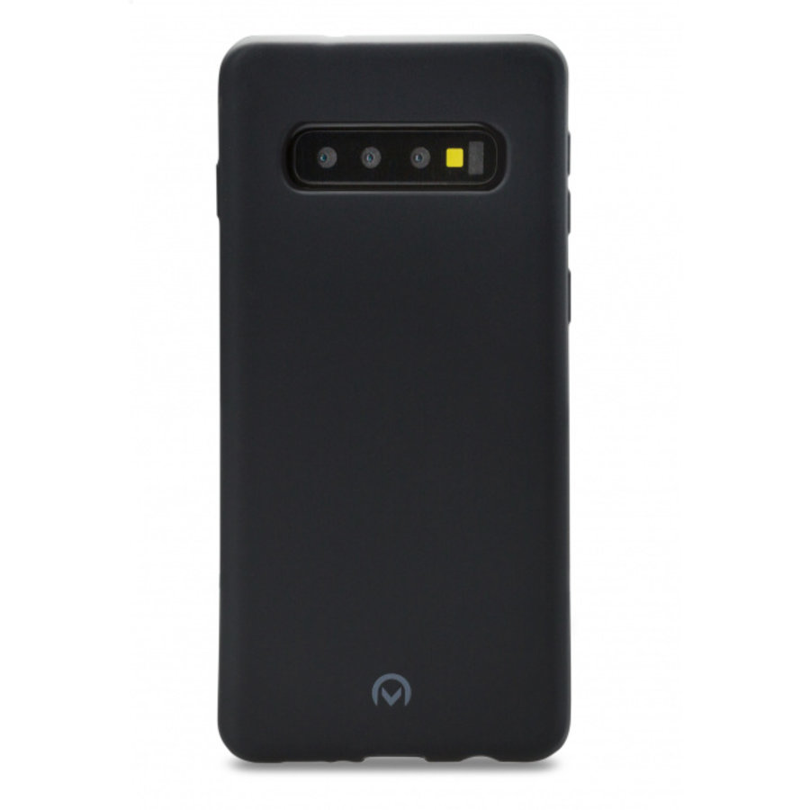 Mobilize Rubber Gelly Case Samsung Galaxy S10 Matt Black-2