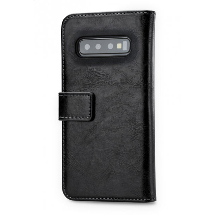 Mobilize Elite Gelly Wallet Book Case Samsung Galaxy S10+ Black-2