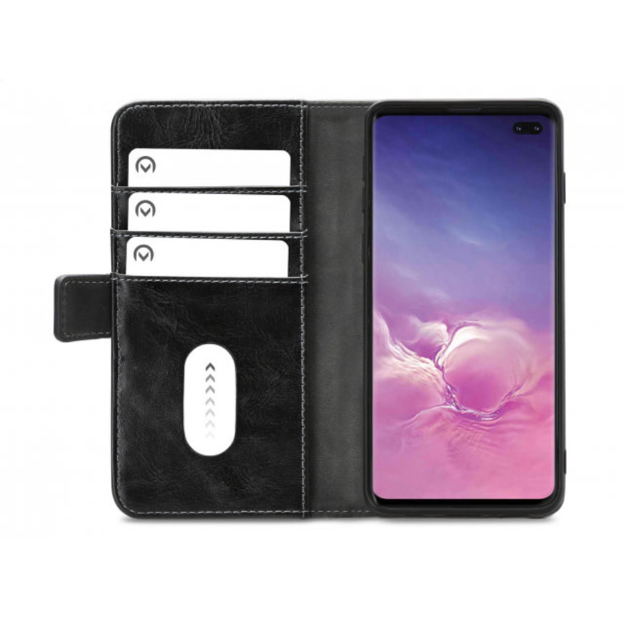 Mobilize Elite Gelly Wallet Book Case Samsung Galaxy S10+ Black-3