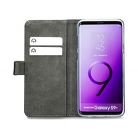 thumb-Mobilize Classic Gelly Wallet Book Case Samsung Galaxy S9+ Black-3