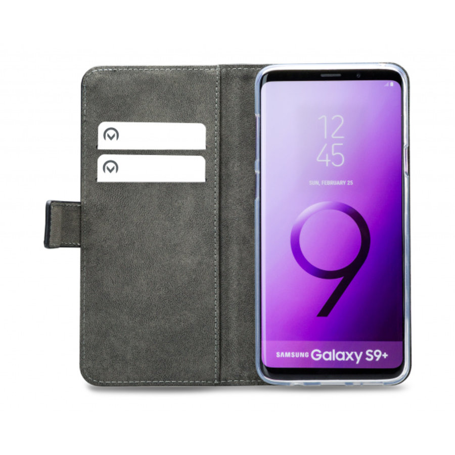 Mobilize Classic Gelly Wallet Book Case Samsung Galaxy S9+ Black-3