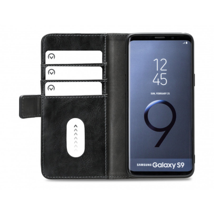Mobilize Elite Gelly Wallet Book Case Samsung Galaxy S9 Black-3