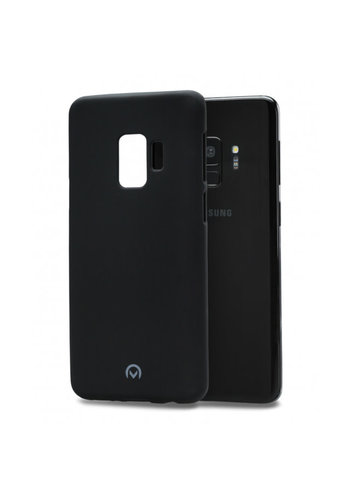 Samsung Galaxy S9 Mobilize Rubber Gelly Case Matt Black