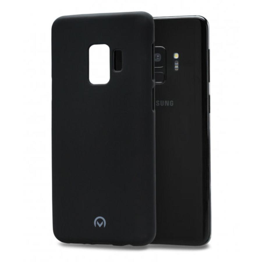 Mobilize Rubber Gelly Case Samsung Galaxy S9 Matt Black-1