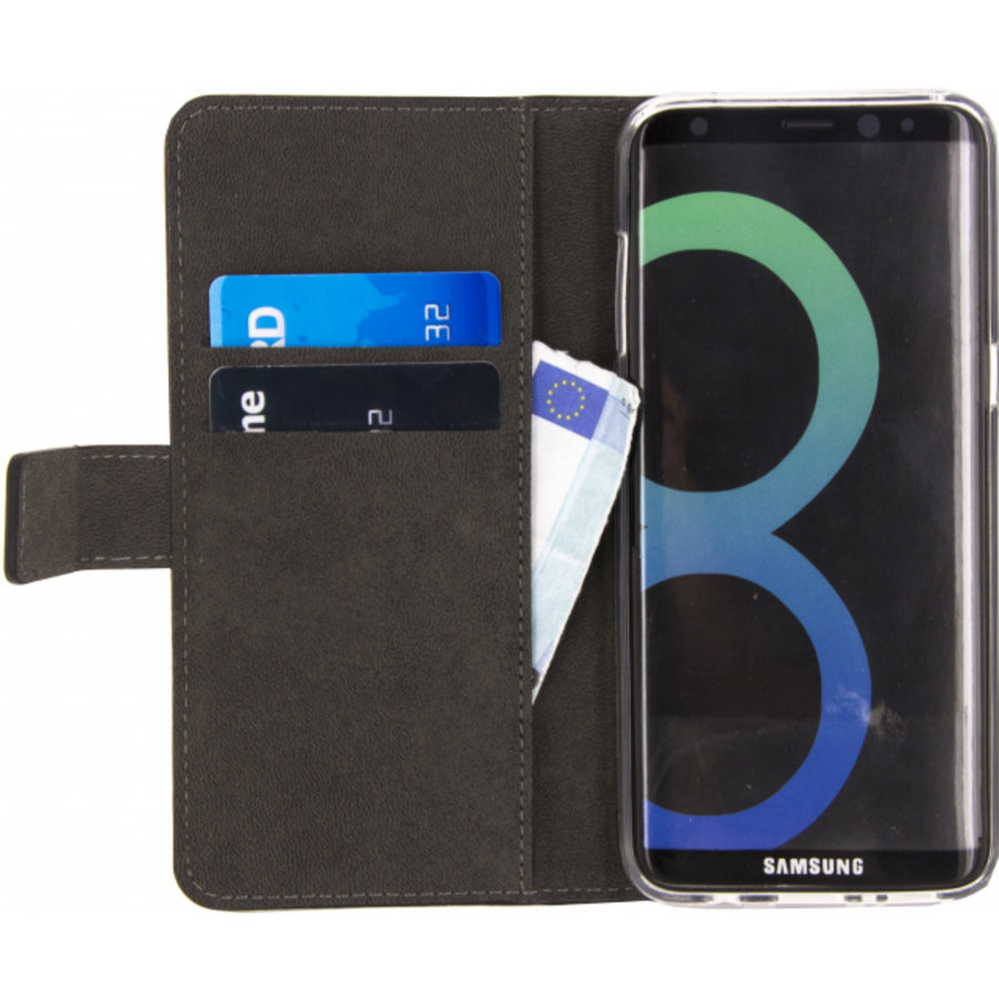 Mobilize Classic Gelly Wallet Book Case Samsung Galaxy S8 Black-3