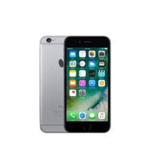 Apple iPhone 6 - 64GB - Space Gray - Goed - (marge)
