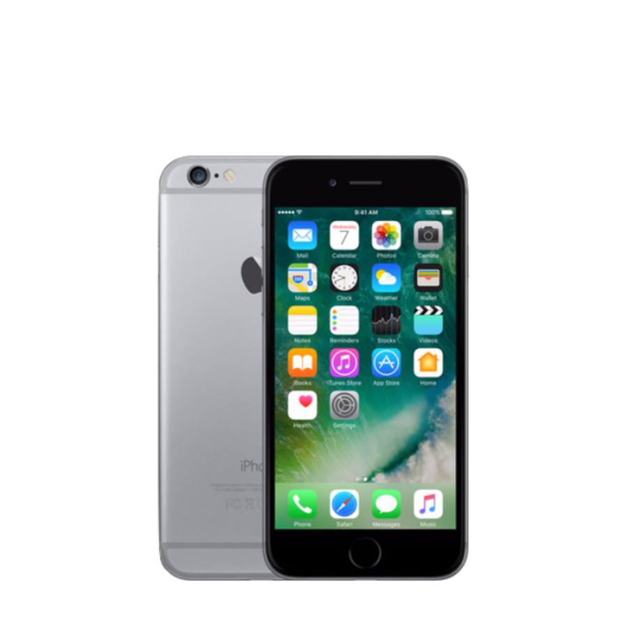 Apple iPhone 6 - 64GB - Space Gray - Goed - (marge)-1