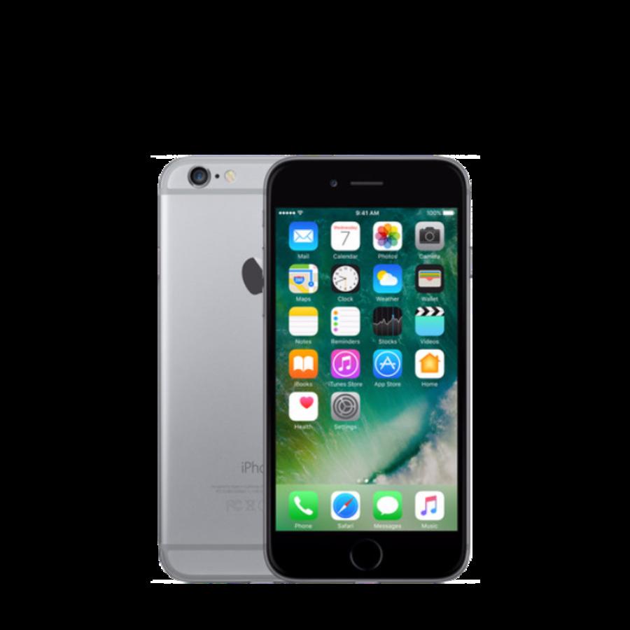 Apple iPhone 6 - 64GB - Space Gray - Als nieuw - (refurbished)-1