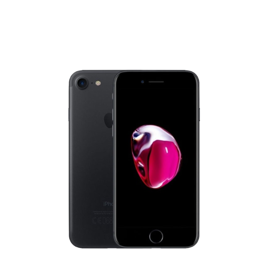 Apple iPhone 7 -128GB - Mat zwart - NIEUW-1