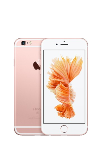 ACTIE: iPhone 6S Plus - 16GB - Rose goud