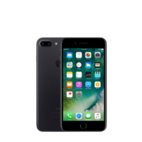 Apple iPhone 7 Plus - Mat zwart - 32GB - NIEUW