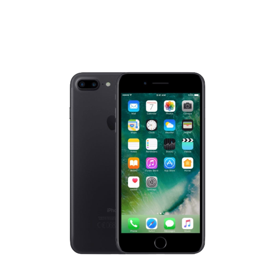 Apple iPhone 7 Plus - Mat zwart - 32GB - NIEUW-1