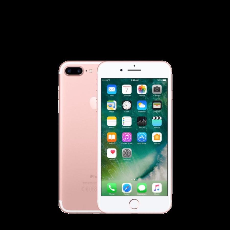 Apple iPhone 7 Plus - 128GB - Rose goud - Zeer goed - (marge)-1