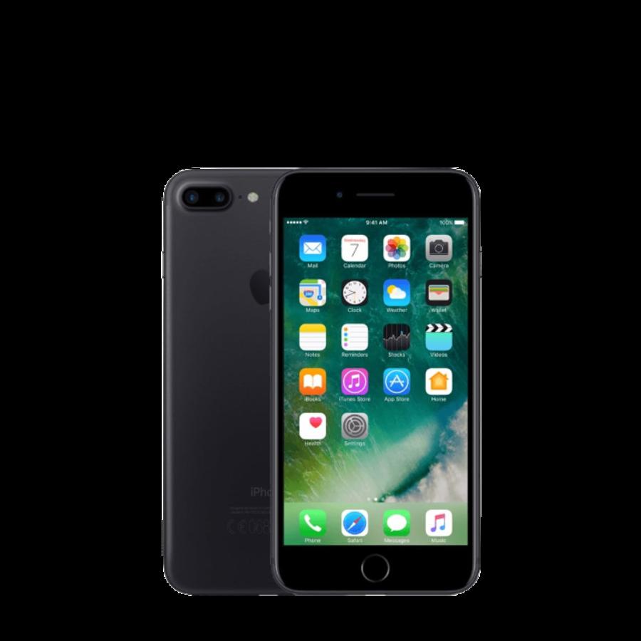 Apple iPhone 7 Plus - Mat zwart - 128GB - NIEUW-1