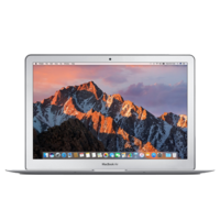 thumb-Apple Macbook Air 13.3'' - 8gb/128GB SSD - 2015 - Zeer goed-1