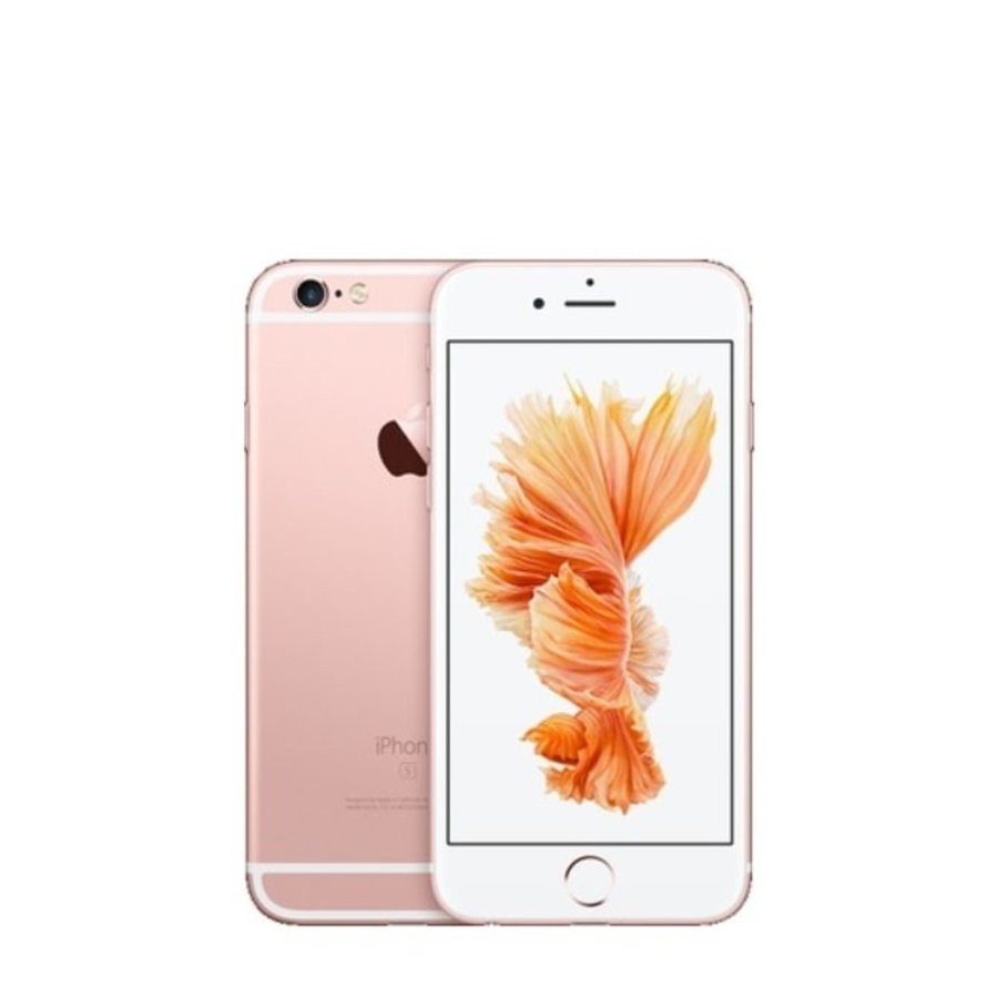 Apple iPhone 6S  - 64GB - Rose Goud - Zeer Goed (marge)-1