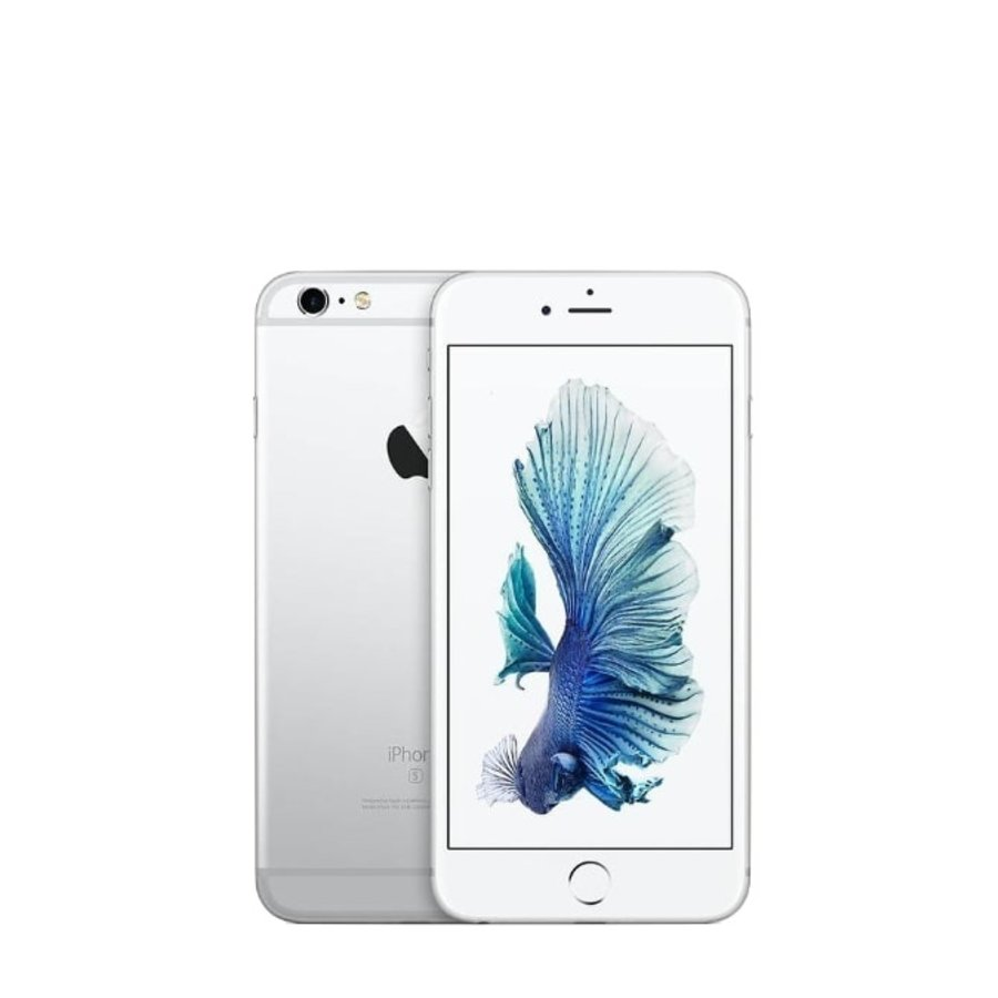 Apple iPhone 6S - 32GB - Zilver - Goed - (marge)-1
