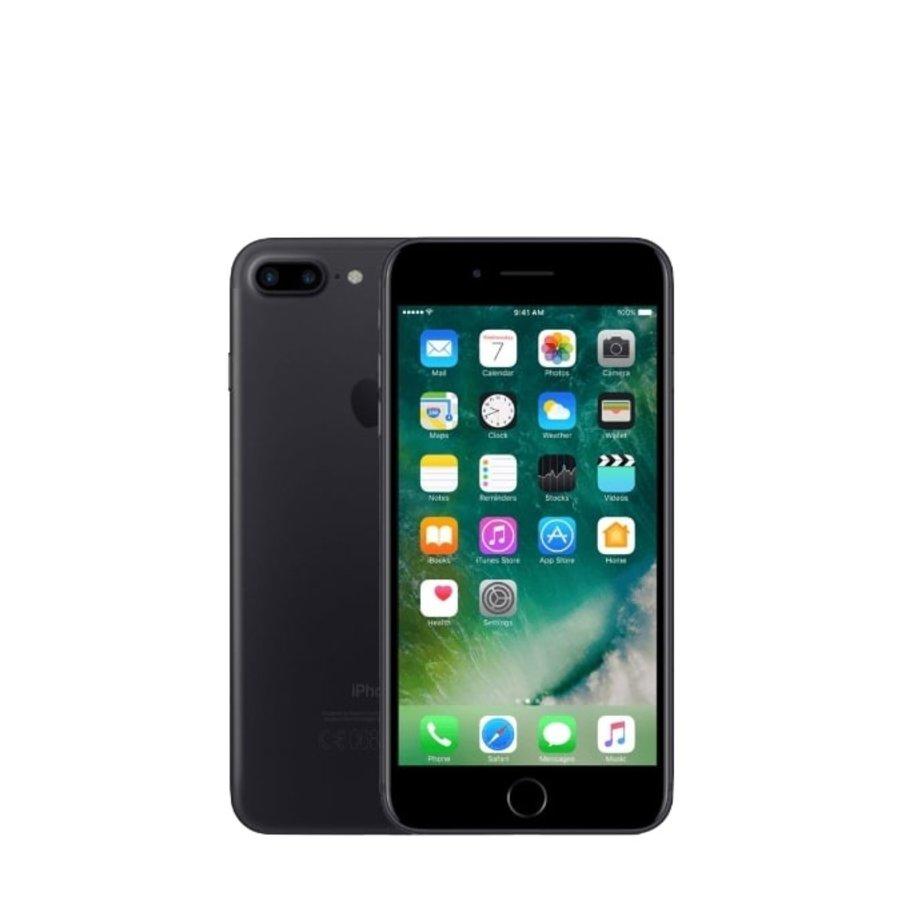 Apple iPhone 7 Plus - 128GB - Mat zwart - Als nieuw - (refurbished)-1
