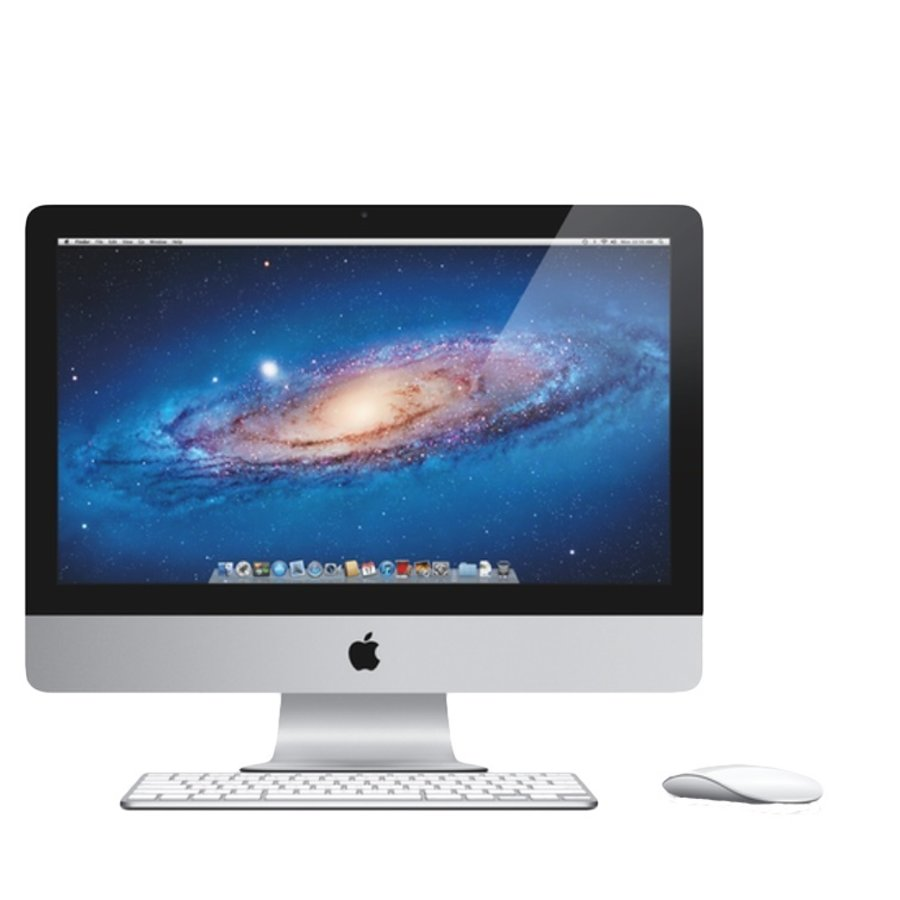 iMac 21 inch Core i3 - 500GB - Mid 2010 - Zeer goed (marge)-1