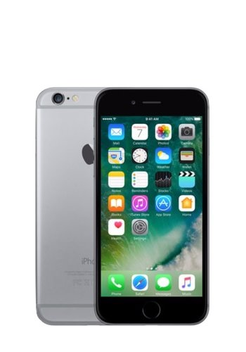 iPhone 6 - 16GB - Space Gray