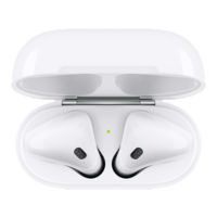 thumb-Apple AirPods 2 Wireless Stereo Headset White-2