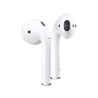 thumb-Apple AirPods 2 Wireless Stereo Headset White-3