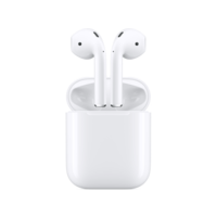 thumb-Apple AirPods 2 Wireless Stereo Headset White-1