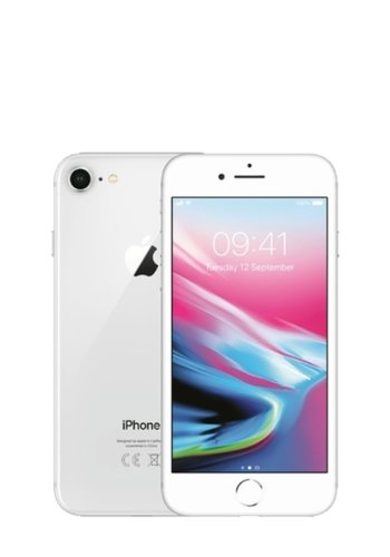 iPhone 8 - 64GB - Silver