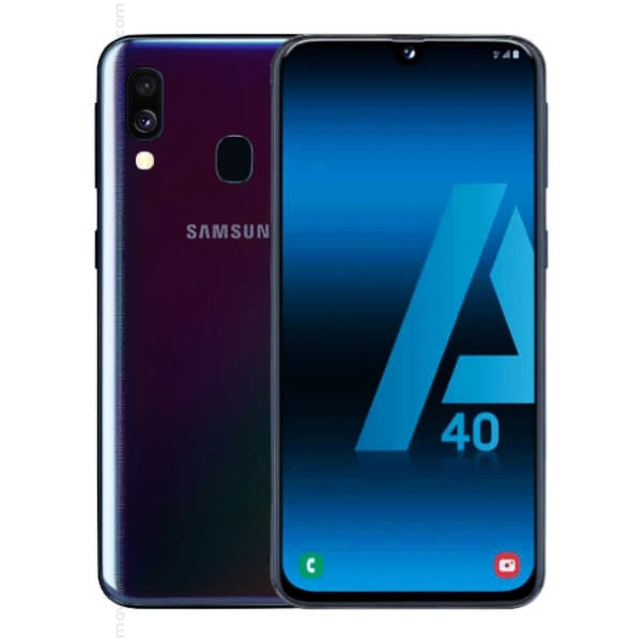 Samsung Galaxy A40 64GB zwart - NIEUW-1