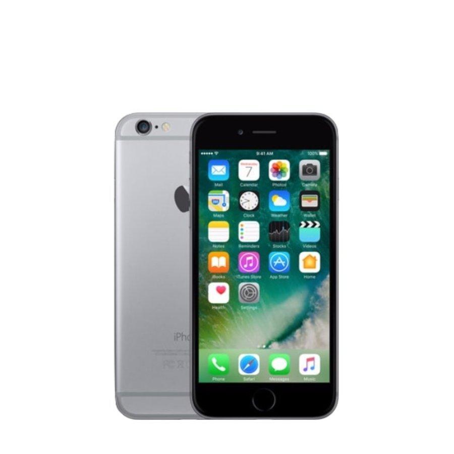 Apple iPhone 6 - 128GB - Space Gray - Zeer Goed (marge)-1