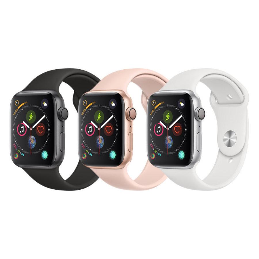 Apple Watch Series 4 - 44mm - Sportband - NIEUW-2