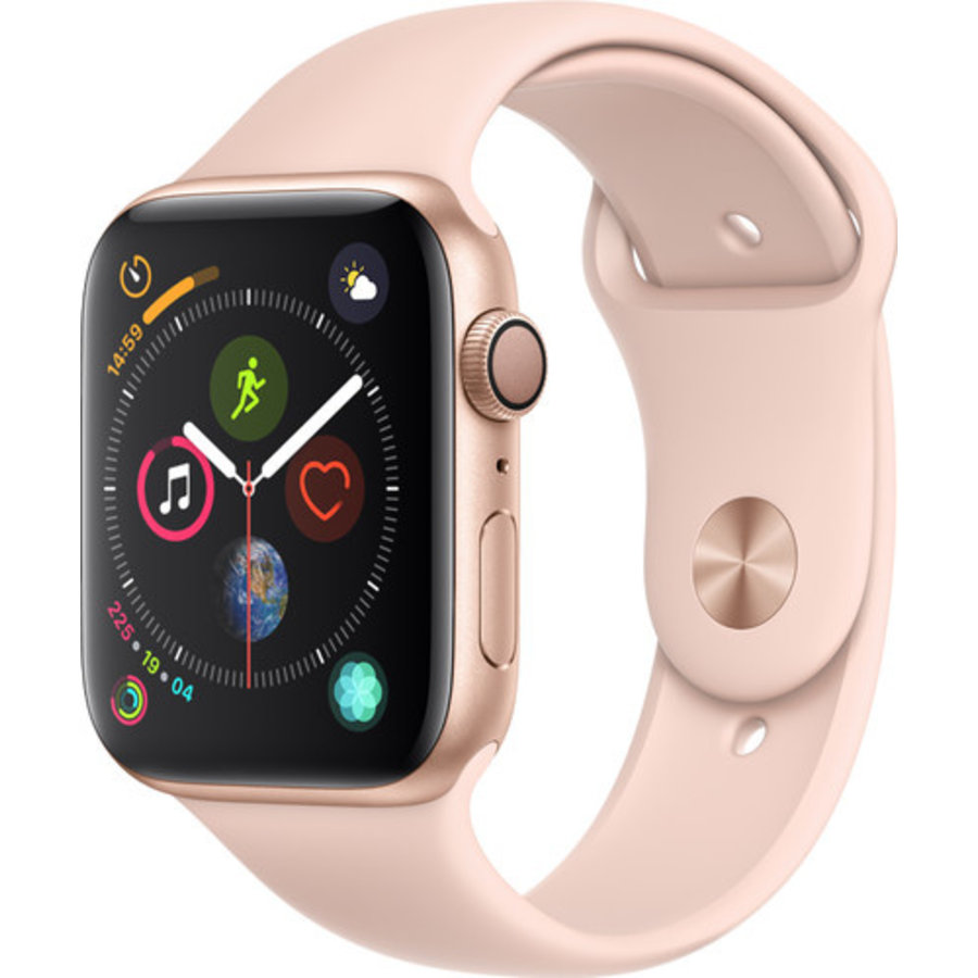Apple Watch Series 4 - 44mm - Sportband - NIEUW-6