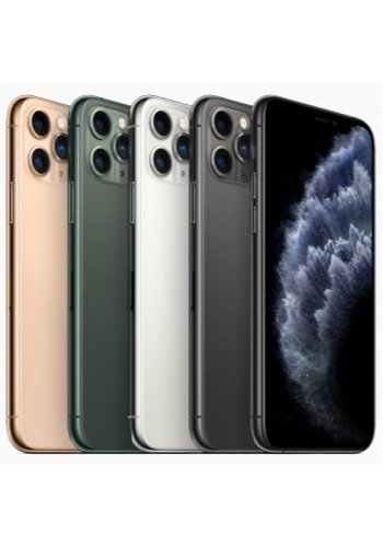iPhone 11 Pro - 64GB - (alle kleuren)