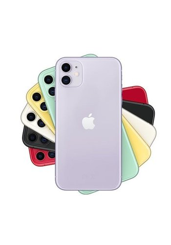 iPhone 11 - 128GB - (alle kleuren)