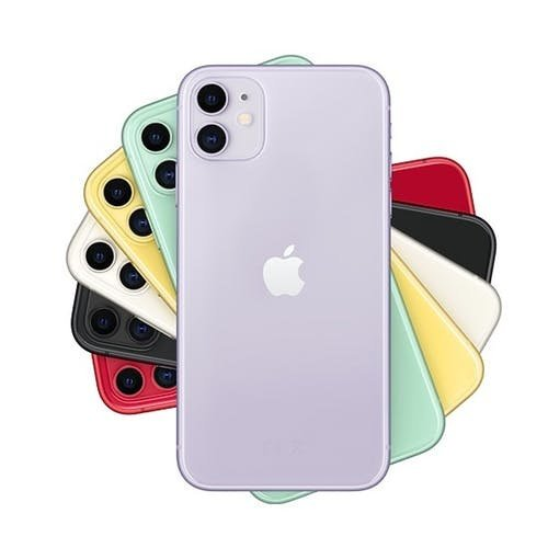 iPhone 11 - 128GB - (alle kleuren)
